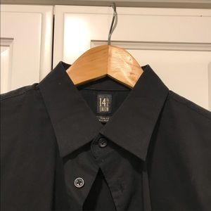 Black dress shirt from 14th and Union